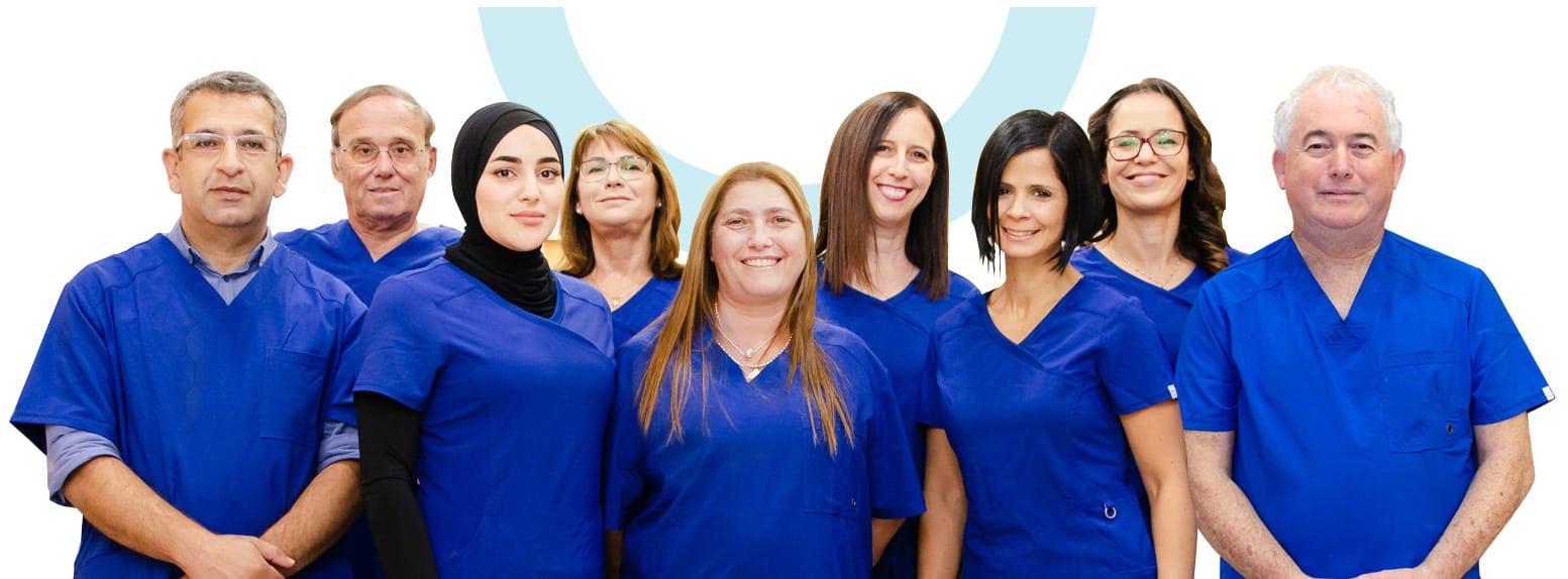 Dr. Tal Meir Clinic Team